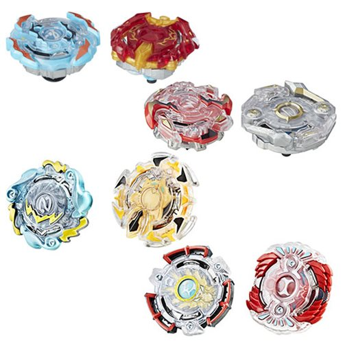 Beyblade Burst Dual Pack Tops Wave 4 Case