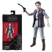 Star Wars The Black Series General Leia 6-Inch Action Figure, Not Mint