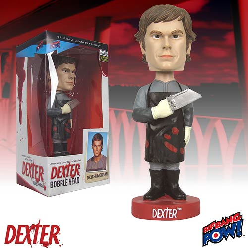 Dexter Dark Passenger Bobble Head