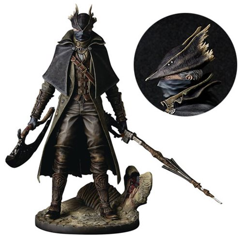 Bloodborne Hunter 1:6 Scale Statue