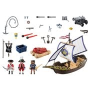 Playmobil 70412 Pirates Redcoat Caravel