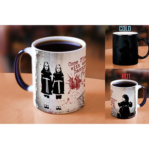 The Shining Come Play With Us Heat-Sensitive Morphing Mug