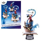 Mickey Mouse Sorcerer's Apprentice DS-018 Dream-Select Series 6-Inch Statue - Previews Exclusive