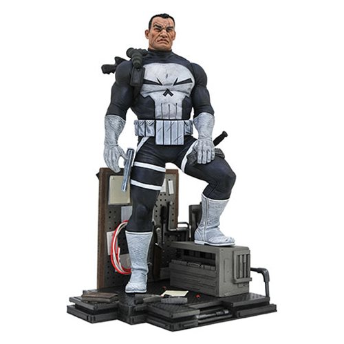 Картинки по запросу Marvel PVC Gallery Statues - Comic - Punisher