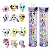 Littlest Pet Shop Favorite Pet Collection Tubes Wave 1 Set
