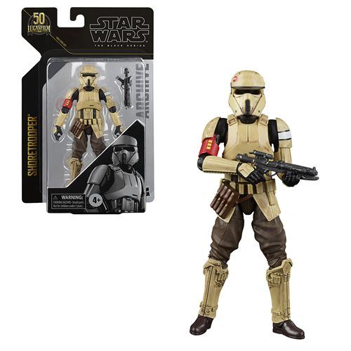 Star Wars Black Series Archive Shoretrooper Action Figure