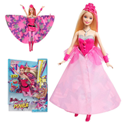 Barbie in Princess Power Super Sparkle Barbie Doll
