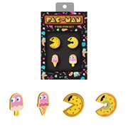 Pac-Man Food Pin Gift Set
