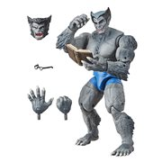 X-Men Marvel Legends Series 6-Inch Retro Gray Beast Action Figure - Exclusive