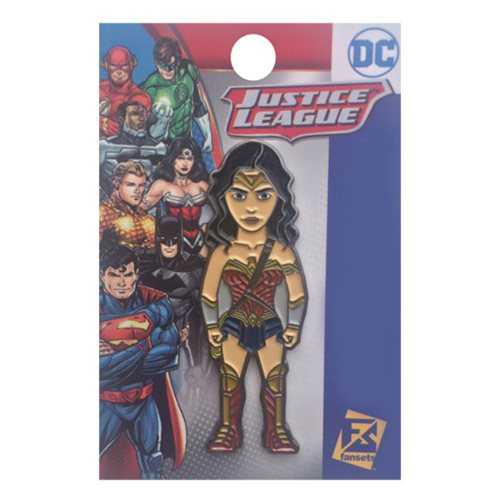 Batman v Superman: Dawn of Justice Wonder Woman Pin