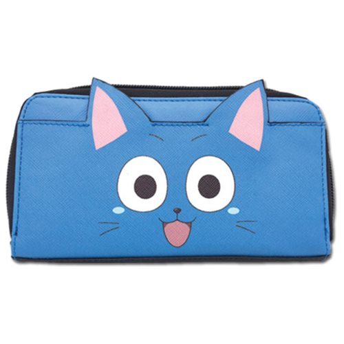 Fairy Tail Happy Face Juniors Zip Wallet