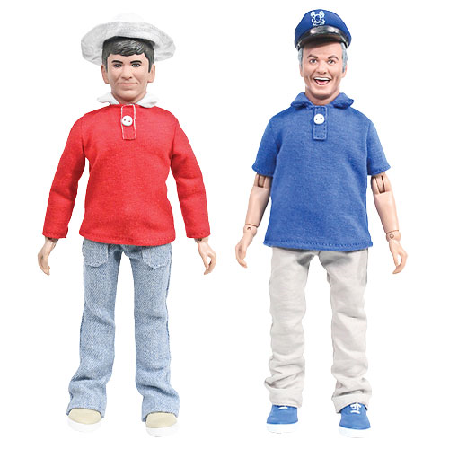 Gilligan's Island Series 1 8-Inch Action Figure Set