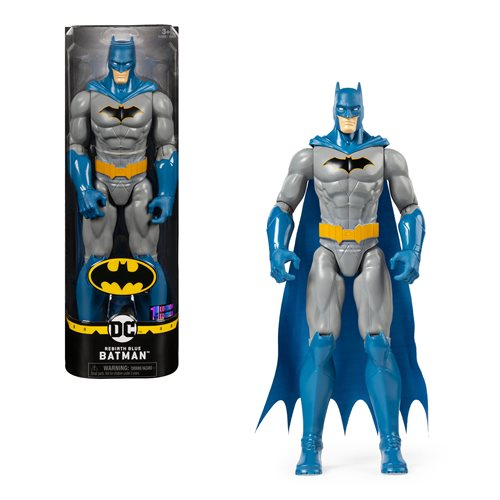 Batman Rebirth Blue Suit 12-Inch Action Figure
