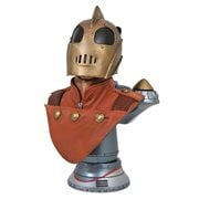 Rocketeer Legends in 3D 1:2 Scale Bust