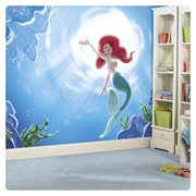 The Little Mermaid Part Of Your World XL Chair Rail Prepasted Mural