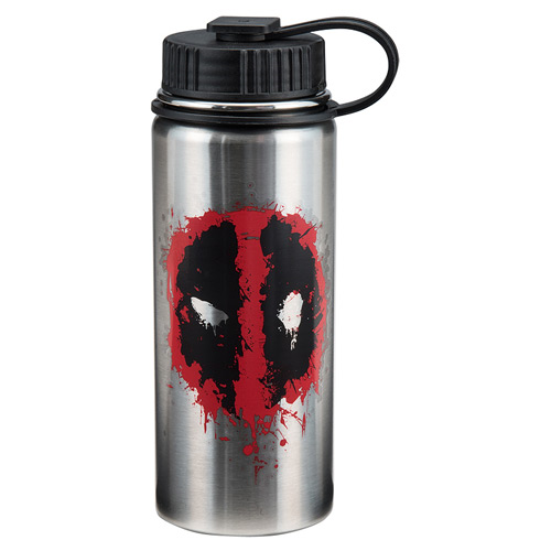 Deadpool 18 oz. Vacuum Insulated Stainless Steel Water Bottle
