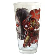 Avengers: Age of Ultron Iron Man Toon Tumbler Pint Glass