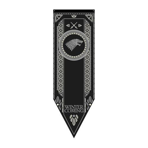 Game of Thrones Stark Tournament Banner