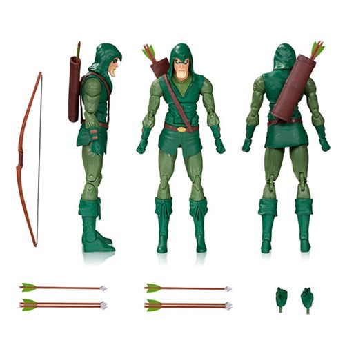 DC Icons Green Arrow Action Figure