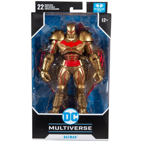 DC Multiverse Hellbat Gold Edition Action Figure