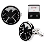 Agents of SHIELD Logo Cufflinks