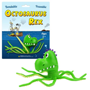 Octosaurus Rex Bendable Figure