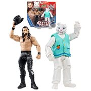 WWE Basic Series 38 Adam Rose and Bunny Action Figure 2-Pack
