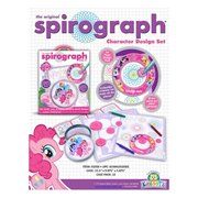 My Little Pony: Friendship is Magic Spirograph Collectible Tin Design Set