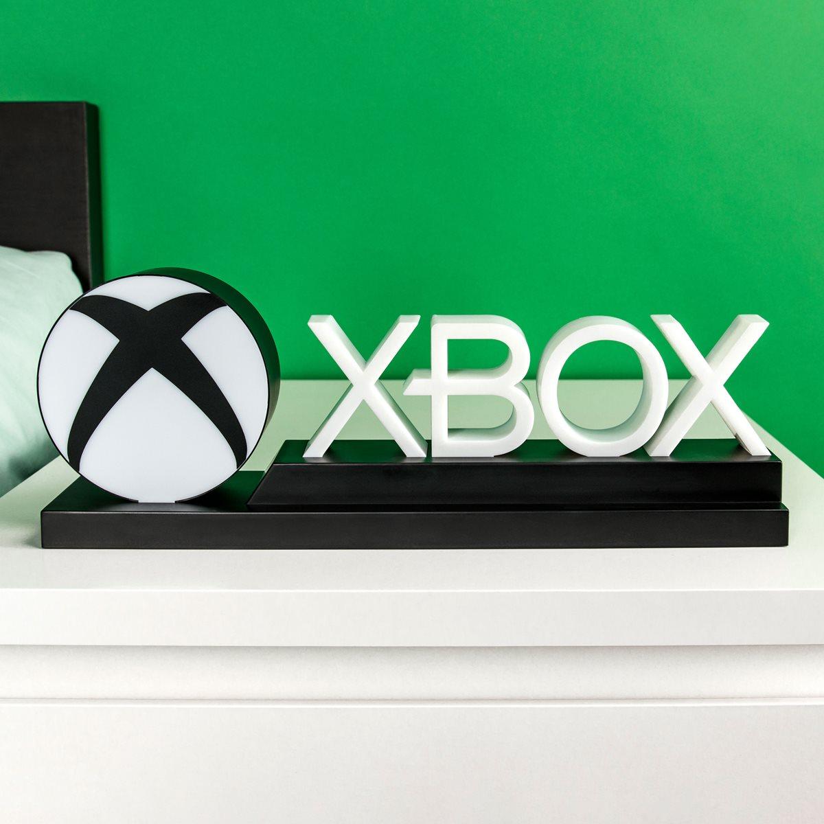 Prodotto con licenza ufficiale Xbox Icons Light