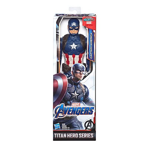 Avengers Endgame Titan Hero Series A Action Figure Wave 2