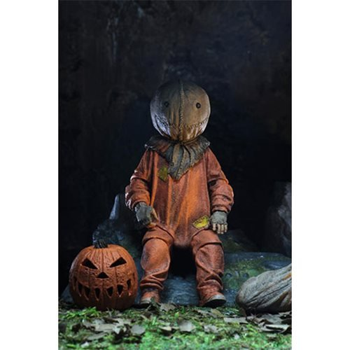 Trick R Treat Sam 7-Inch Scale Ultimate Action Figure