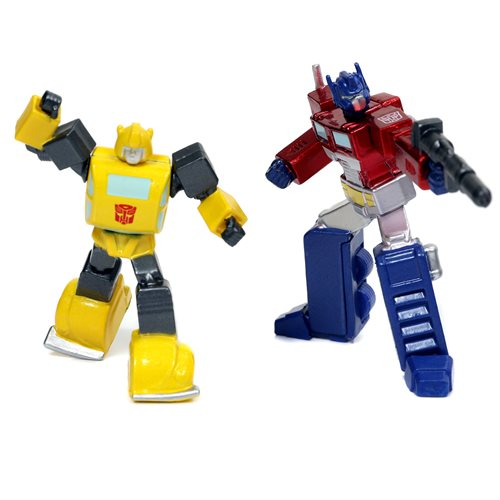 Transformers G1 MetalFigs Diorama Scene Box Set