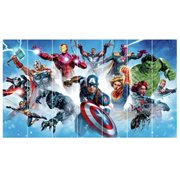 Avenger Gallery Art Peel and Stick Wall Mural