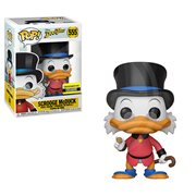 DuckTales Scrooge McDuck Red Coat Pop! Vinyl Figure #555 - Entertainment Earth Exclusive
