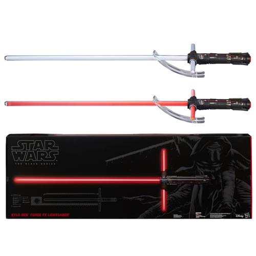 Star Wars: The Force Awakens Kylo Ren Force FX Deluxe Lightsaber Prop Replica