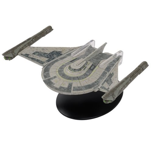 Star Trek: Picard Starships Romulan Bird-of-Prey Ship with Collector Magazine