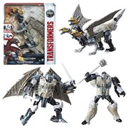 Transformers The Last Knight Premier Leader Dragonstorm