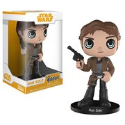 Star Wars Solo Han Solo Wobbler Bobble Head