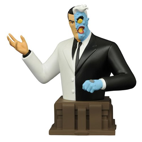Batman: The Animated Series Two-Face Bust