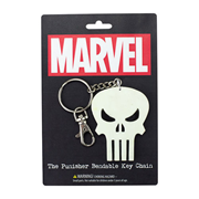 The Punisher Skull 3-Inch Bendable Key Chain