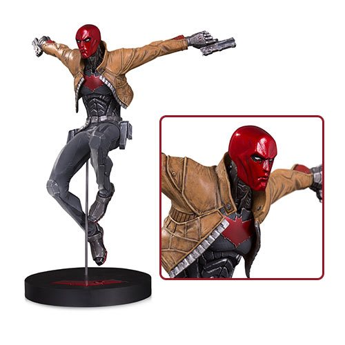 Картинки по запросу DC Comics Designer Series Statues - Red Hood By Kenneth Rocafort Statue