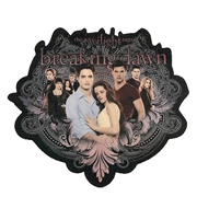 Twilight Breaking Dawn Cullens and Fillagree Sticker