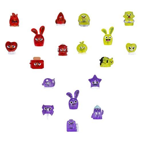 Hanazuki Treasure 6-Pack Collection 1 Wave 1 Case
