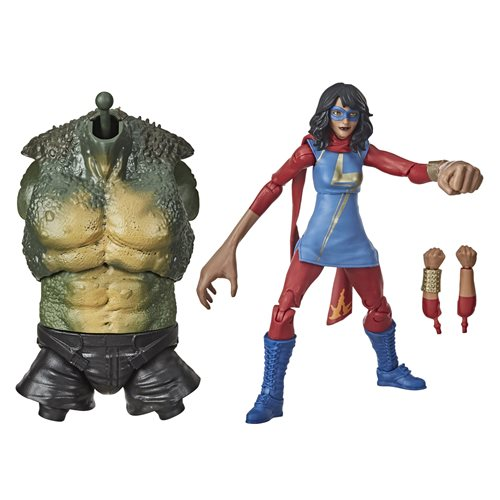 Avengers Video Game Marvel Legends 6-Inch Kamala Khan Figure