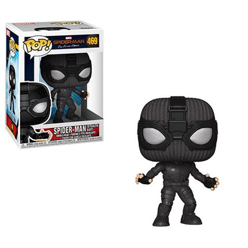 Spider-Man: Far From Home Stealth Suit Pop! Vinyl Figure