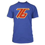 Overwatch Soldier: 76 Royal Blue T-Shirt