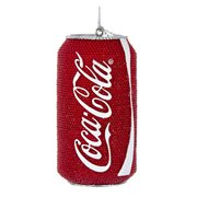 Coca-Cola Can 3-Inch Resin Ornament