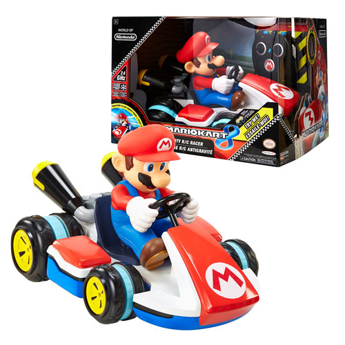 Mario Kart Racer Remote Control Vehicle