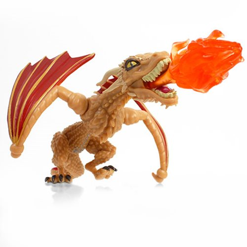 Game of Thrones Viserion Dragon Action Vinyl Figure