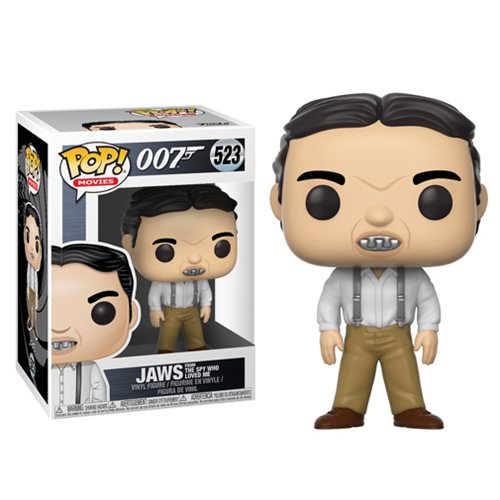 James Bond Jaws Pop! Vinyl Figure #523